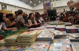 Pengunjung Pameran Buku Big Bad Wolf Ditargetkan 1 Juta