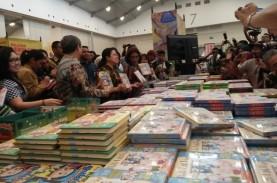 Pengunjung Pameran Buku Big Bad Wolf Ditargetkan 1…