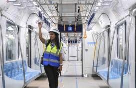 Jadwal Beroperasi Makin Dekat, MRT Terus Bersiap