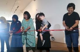 Shoosie Sulaiman Ciptakan Instalasi Main Getah di Museum MACAN
