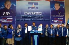 SBY Tunjuk Hinca, AHY, dan Ibas Jalankan Roda Organisasi…