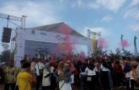 Bupati Kulon Progo Berharap Glagah Tropicolorun Jadi Event Tahunan