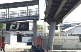 Pembangunan 5 JPO di Jakarta Pakai Dana Kompensasi KLB
