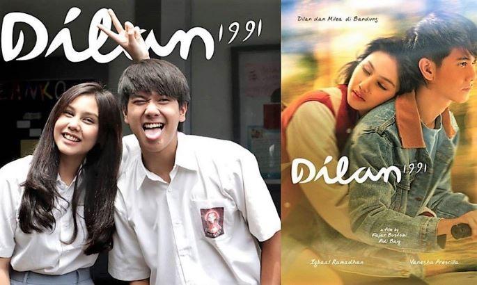 Film Dilan 1991: Akan menggeser Keluarga Cemara?