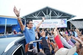 Prabowo-Sandi Janji Gratiskan Pajak 2 Tahun Bagi UMKM…
