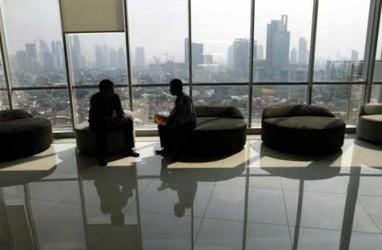PERKANTORAN CBD JAKARTA : Pasok Berlimpah, Keterisian Terendah dalam 20 Tahun