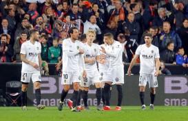 Final Copa del Rey, Valencia Tantang Barcelona