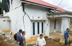 Masyarakat Solok Selatan Masih Merasakan Gempa