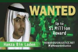 Diburu AS, Arab Saudi Cabut Kewarganegaraan Anak Osama…