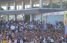Jokowi Optimistis Menang 80 Persen di Sulawesi Tenggara