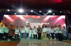 Angkasa Pura  II Beri Penghargaan untuk Vendor