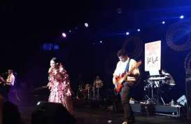 Andien Aisyah Mempesona di Java Jazz Festival 2019