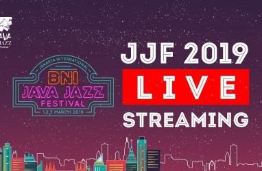 Live Streaming Rossa Tampil Perdana di Java Jazz Festival 2019