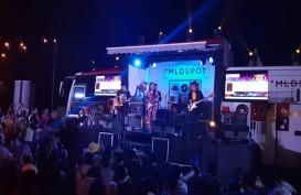 Sheryl Sheinafia Tampil Asyik di Java Jazz Festival 2019