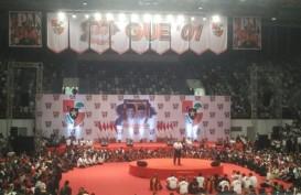 Hadiri Deklarasi Dukungan Pemuda Pancasila DKI, Jokowi Disambut Lagu Metalica