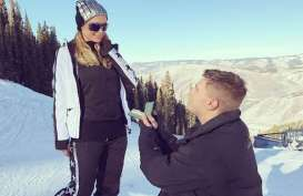 Paris Hilton Ucapkan Selamat untuk Pernikahan Syahrini dan Reino Barack
