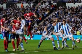 La Liga Pekan 26 : 10 Pemain Atletico Madrid Libas…