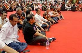 Jokowi: Jangan Pernah Coba-Coba Usik Pancasila