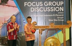 Pelindo III & Sinarmas Group Jajaki Peluang Kerja Sama
