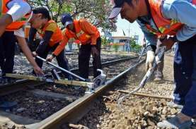 Kaltim Pastikan Rel KA Kalimantan Dibangun Tahun Ini