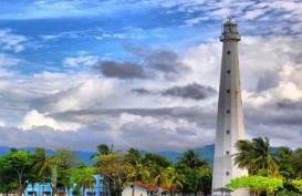 Wisatawan Kembali Ramaikan Anyer Pasca-Tsunami