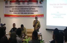 Anggota Koperasi di Barito Kuala Diimbau Jangan Golput