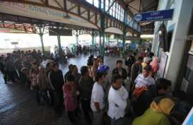 KAI Daops IV Semarang : Sejumlah Tiket Kereta Habis Terjual