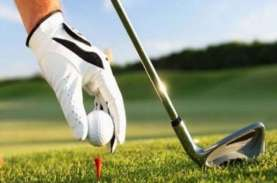 Reasuransi Gelar Turnamen Golf