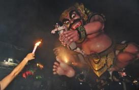Hari Raya Nyepi, PJU Dipadamkan Seusai Pawai Ogoh-Ogoh