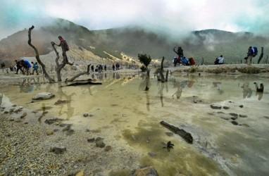 KLHK Jamin Perubahan Status Gunung Papandayan Mengedepankan Prinsip Konservasi