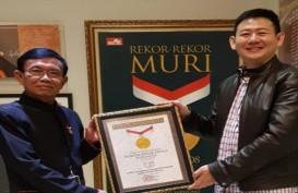 Pertama Daftarkan Merek Secara Internasional, Indah Golden Signature Raih Penghargaan MURI