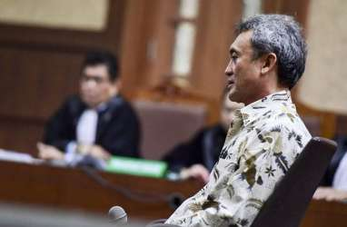 Kasus Suap Panitera: Vonis Eddy Sindoro Digelar Hari Ini