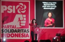 Survei CPCS : Elektabilitas PSI Naik, PDIP & Gerindra Unggul