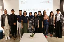 Indonesia Fashion Forward Kembali Pamer Karya di Panggung Internasional