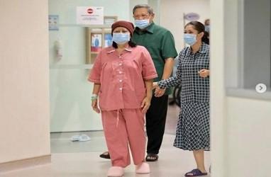 Kanker Darah, Ani Yudhoyono Temukan Pendonor Sumsum Tulang yang Cocok