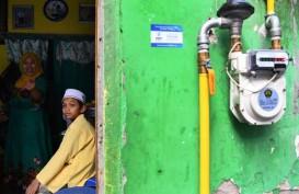 Jaringan Gas 5.560 Sambungan Terpasang di Deli Serdang