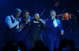 Boyzone Pilih Isyana Sarasvati Jadi Pembuka Konser
