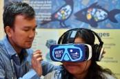 Mau Nyoba Sensasi Virtual Reality Sandbox? Di Sini Tempatnya