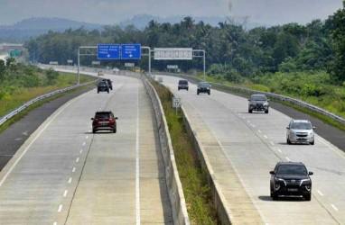 Kunker ke Lampung, Jokowi Bakal Resmikan Tol Bakauheni-Terbanggi Besar