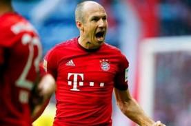 Arjen Robben Absen Melawan Liverpool