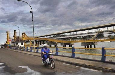 Terminal Eksekutif Merak dan Bakauheni Diresmikan