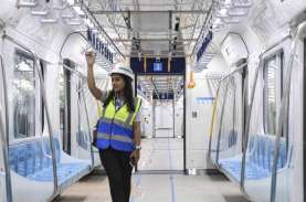 TRANSPORTASI MASSAL : Menanti Tarif Final MRT