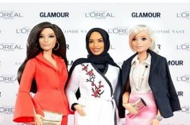 Ulang Tahun ke-60, Barbie Luncurkan Boneka Model Ini