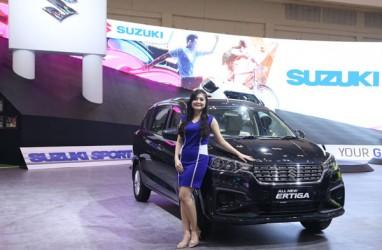 Suzuki Siap Luncurkan Varian Baru Ertiga Sport