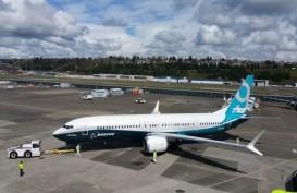 China Dikabarkan Larang Terbang Pesawat Boeing 737 MAX