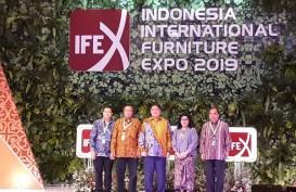 Pameran IFEX 2019 Dibuka Menperin, Ini Targetnya