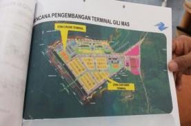 Target Rampung Tahun ini, Pelabuhan Gili Mas Baru…
