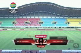 Piala Presiden: Mitra Kukar vs Bhayangkara FC 1-2, Mitra Kukar Tersingkir. Ini Videonya