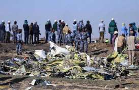 Jatuhnya Ethiopian Airlines, 6 Menit Pertama yang Jadi Pukulan Kedua Bagi Boeing