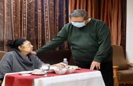 Kanker Darah, SBY Semangati Ani Yudhoyono